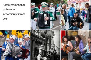 Fleadh Cheoil promotional pictures
