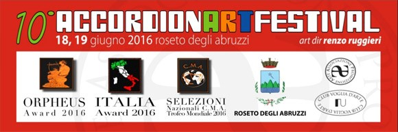 10th Accordion Art Festival & Contests