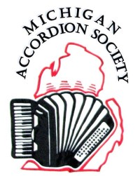 Michigan Accordion Society logo