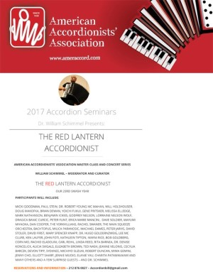 AAA 2017 Accordion Seminars