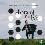 Accord for Life CD cover by Milos Milivojevic
