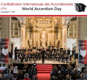 World Accordion Day, Spain picture