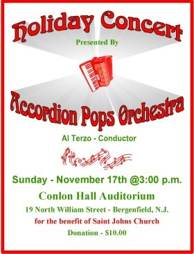 Accordion Pops poster