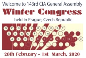 2020 CIA Winter Congress logo