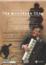 The Accordion King Poster